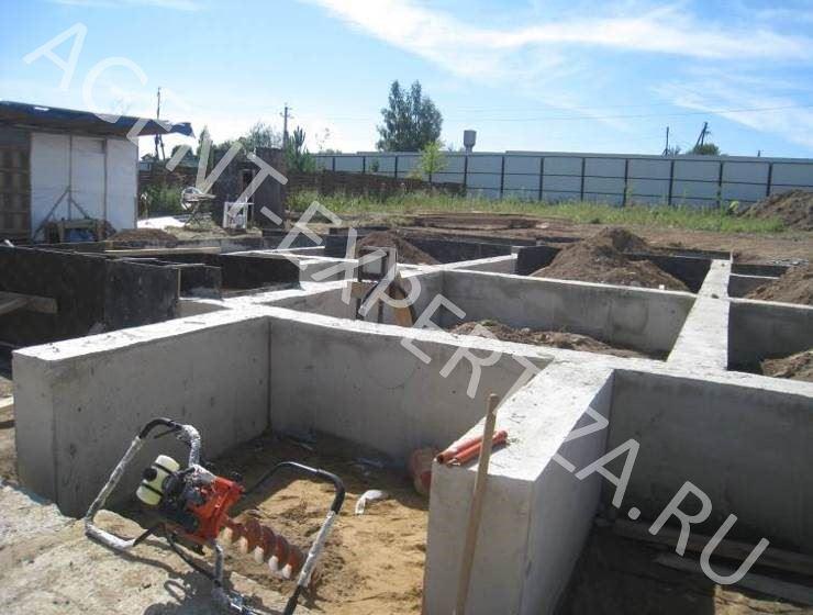 Бетонные сваи для фундамента установка Мытищинский район